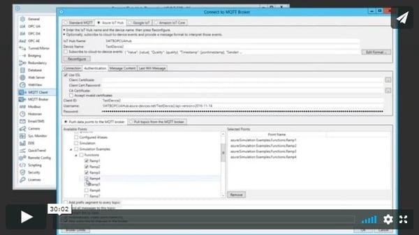 DataHub_OPC_to_IoT_MQTT_Azure_Training_Video