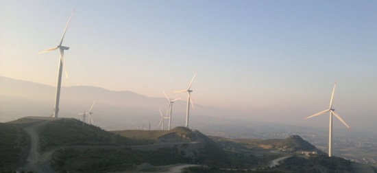 NSC Wind Turbines