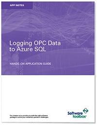 Thumbnail - Logging OPC Data to Azure SQL Guide