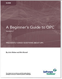Free Guide - 18 Frequently Asked OPC UA, DA Questions (FAQ)
